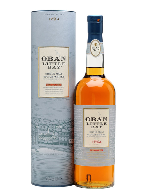 Oban 'Little Bay' Single Malt Scotch
