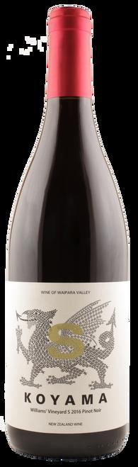 Koyama Williams Vineyard Pinot Noir