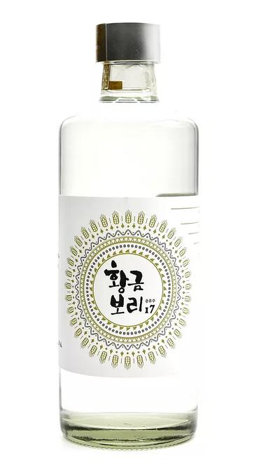 Hwanggeum Bori Golden Barley Soju