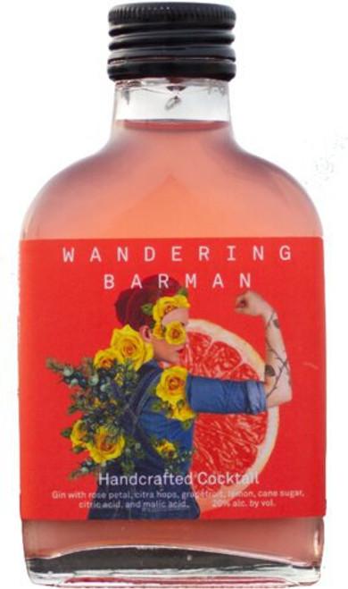 Wandering Barman 'Iron Lady' Cocktail
