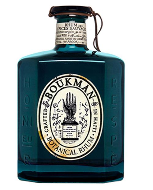 Boukman Botanical Rum