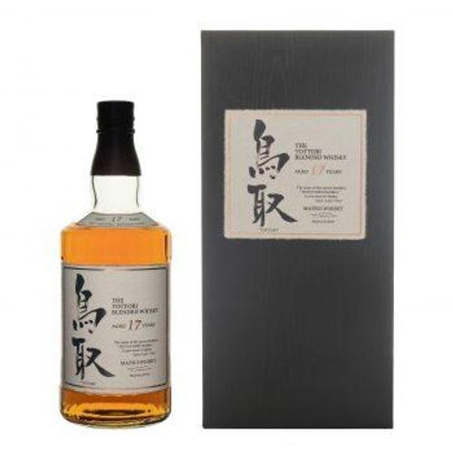Tottori 17yr Blended Japanese Whisky
