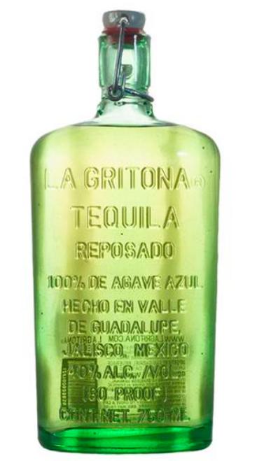 La Gritona Reposada Tequila