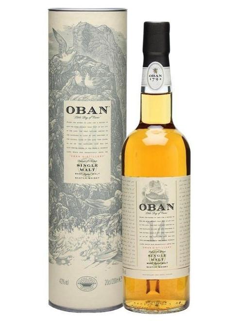 Oban 14yr Single Malt Scotch