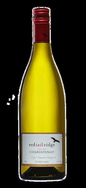 Red Tail Ridge Chardonnay Sans Oak 2018, Finger Lakes, New York