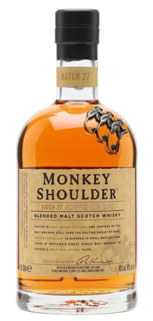 Monkey Shoulder Batch 27 Blended Scotch