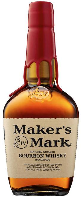 Maker's Mark Straight Bourbon Whisky - 1L