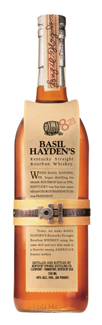 Basil Hayden's Straight Bourbon Whiskey