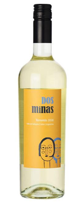 Dos Minas Torrontés 2020, Salta, Argentina