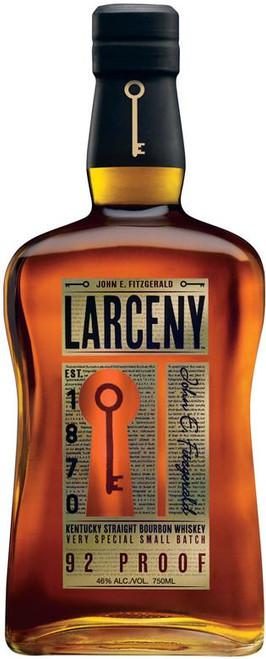 John E Fitzgerald Larceny Straight Bourbon Whiskey