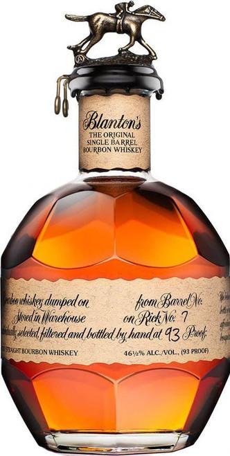 Blanton's Single Barrel Bourbon Whiskey