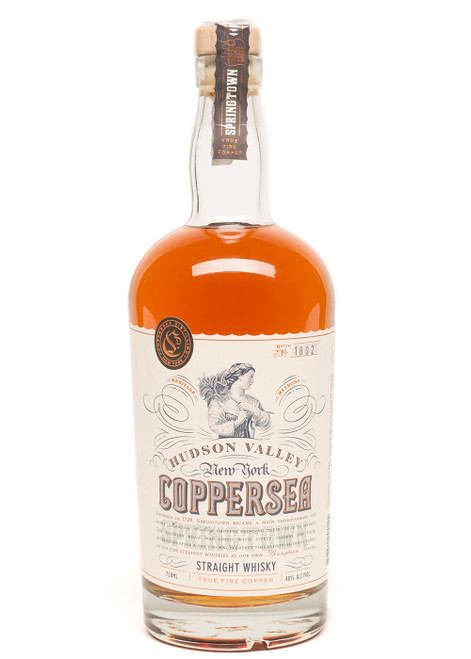 Coppersea 'Springtown'  American Whiskey