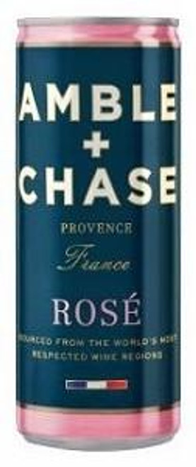 Amble & Chase Rosé 2019, Provence, France  - 250ml