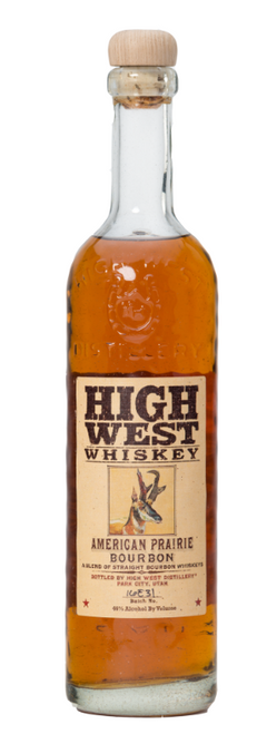 High West 'American Prairie' Bourbon Whiskey