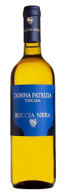 Buccia Nera 'Donna Patrizia' Bianco 2019, Tuscany, Italy