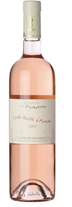 Domaine de la Fouquette 'Cuvée Rosée d'Aurore' 2020, Provence, France