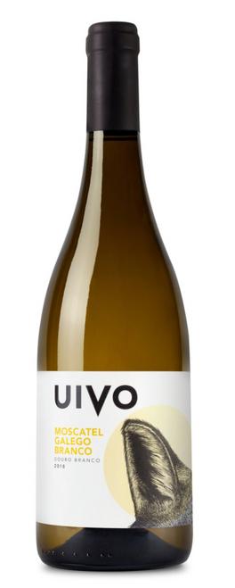 Uivo 'Galego' Branco