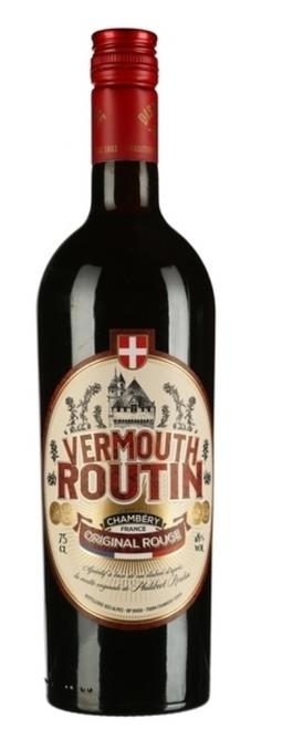 Vermouth Routin Original Rouge