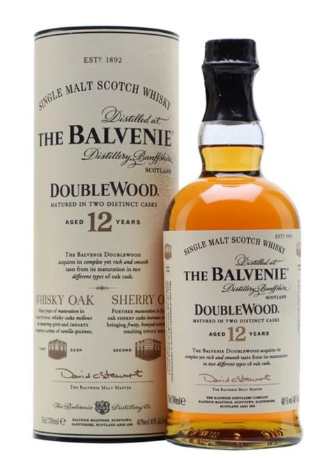 Balvenie 'DoubleWood' 12yr Single Malt Scotch