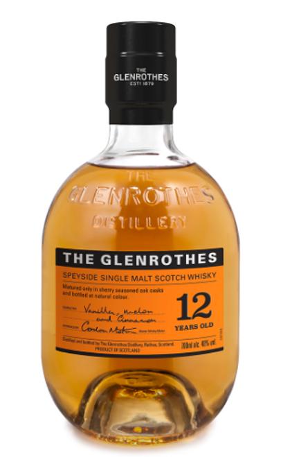 Glenrothes 12yr Single Malt Scotch