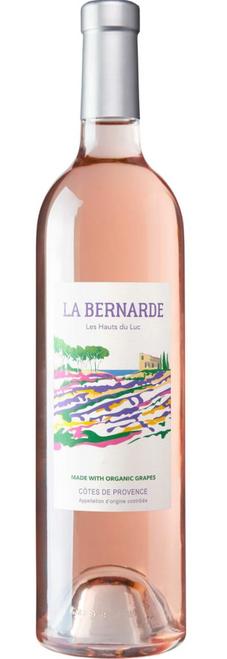 La Bernarde 'Les Hauts du Luc' Rosé 2019, Provence, France