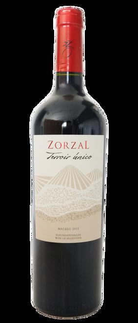 Zorzal 'Terroir Único' Malbec 2019, Mendoza, Argentina