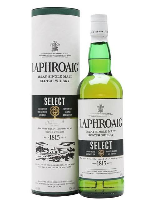 Laphroaig Select Single Malt Scotch