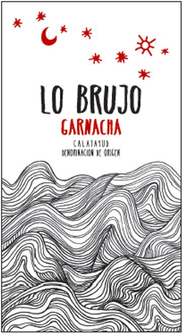 Virgen de la Sierra 'Lo Brujo' Garnacha 2016, Aragón, Spain