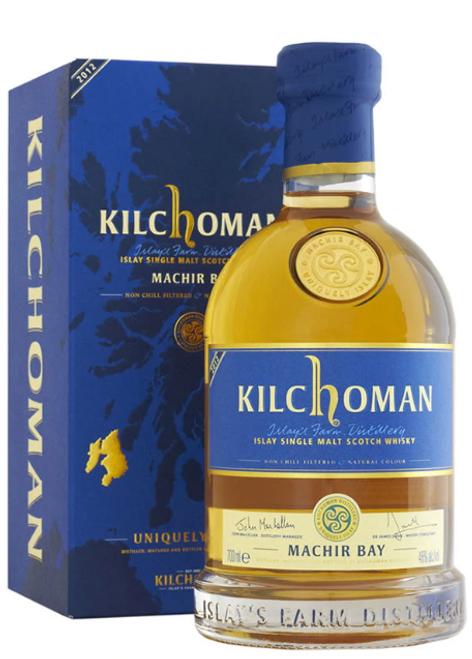Kilchoman 'Machir Bay' Single Malt Scotch