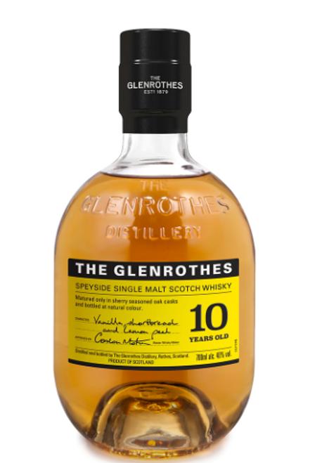 Glenrothes 10yr Single Malt Scotch