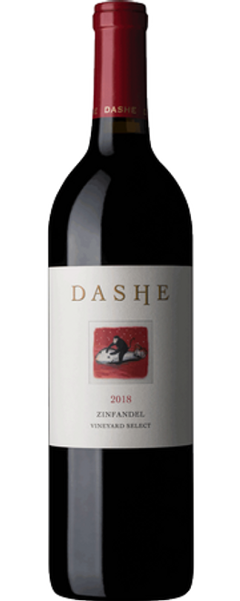 Dashe Cellars 'Vineyard Select' Zinfandel 2018, California