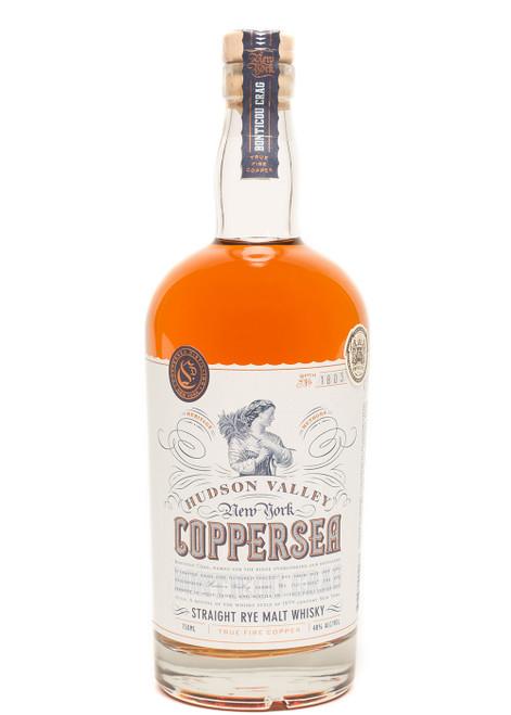 Coppersea 'Bonticou Crag' Rye Whiskey