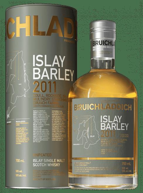 Bruichladdich Rockside Farm Islay Barley 2011 Single Malt Scotch