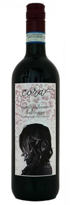 Cora Montepulciano d'Abruzzo 2018, Abruzzo, Italy