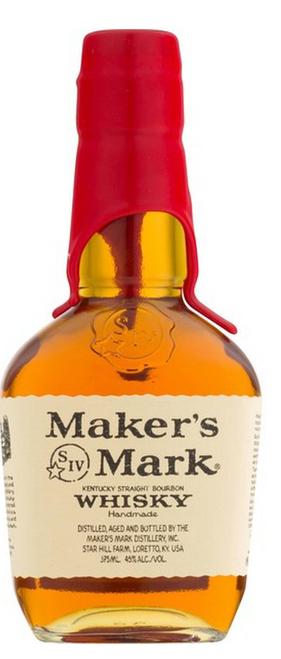 Maker's Mark Straight Bourbon Whisky - 375ml