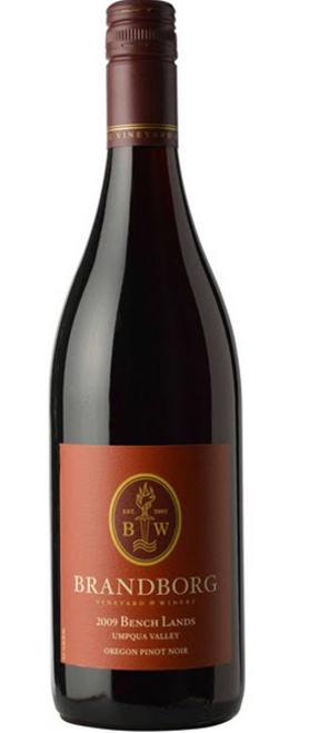 Brandborg 'Bench Lands' Pinot Noir 2017, Umpqua Valley, Oregon