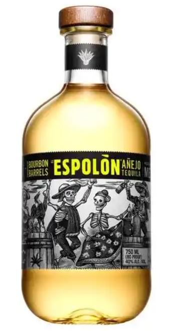 Espolon Añejo Tequila
