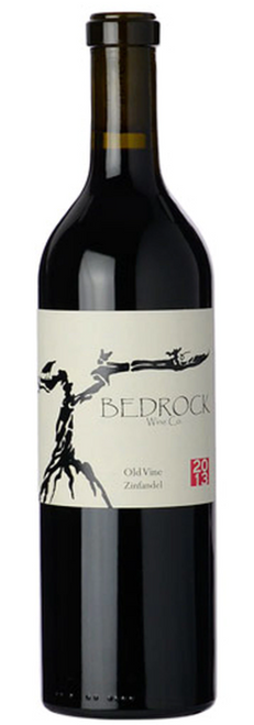 Bedrock Old Vine Zinfandel 2018, Sonoma Valley, California