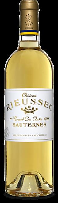 Château Rieussec 'Carmes de Rieussec' Sauternes 2017, Bordeaux, France - 375ml