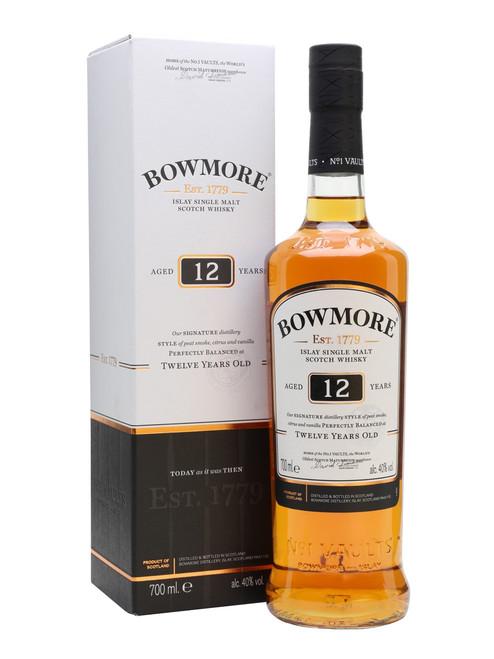 Bowmore 12yr Single Malt Scotch
