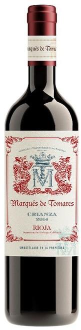 Marques de Tomares Rioja Crianza 2018, Rioja, Spain