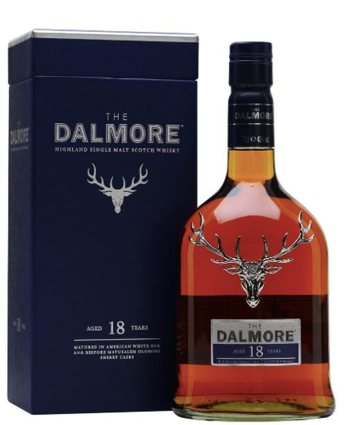 Dalmore 18yr Single Malt Scotch