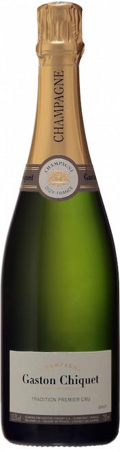 Gaston Chiquet Tradition 1er Cru Brut, Champagne, France