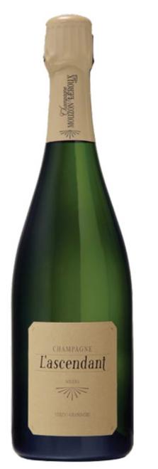 Mouzon-Leroux 'L' ascendant' Solera Grand Cru Extra Brut, Champagne, France