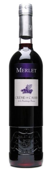 Merlet Crème de Cassis Liqueur- 375ml