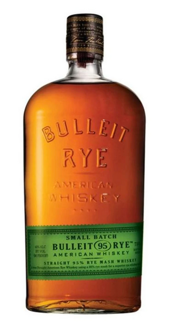 Bulleit Straight Rye Whiskey