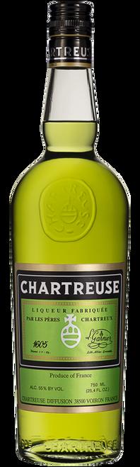 Chartreuse Green Liqueur - 375ml