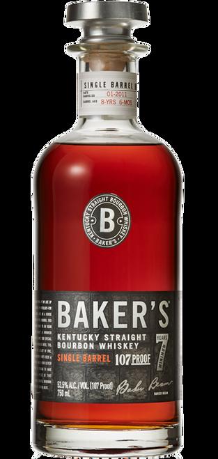 Baker's 7yr Single Barrel Straight Bourbon Whiskey