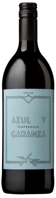 Azul y Garanza Tempranillo 2018, Navarra, Spain - 1L