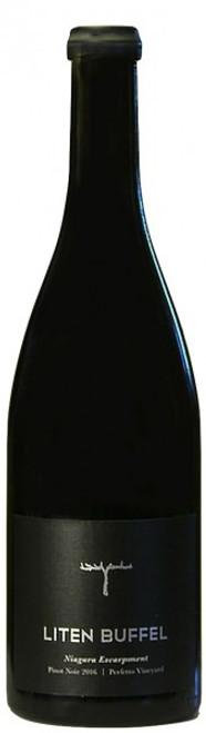 Liten Buffel Perfetto Vineyard Pinot Noir 2018, Niagara Escarpment, New York